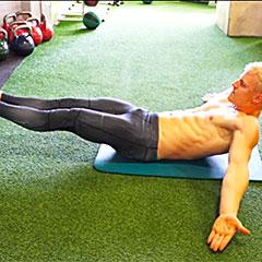 腹筋トレーニング20選
